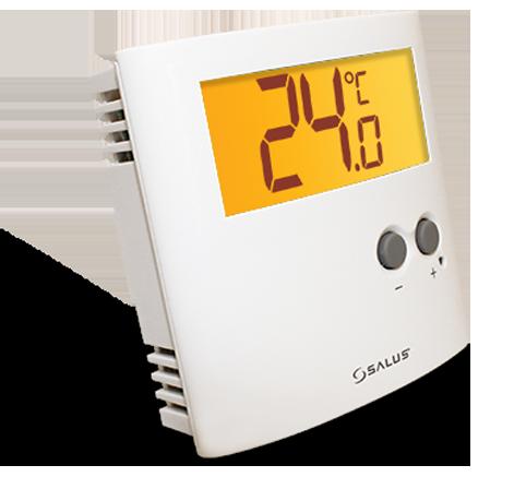 Электронный терморегулятор SALUS ERT30