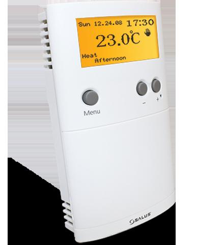Программируемый электронный симисторный терморегулятор SALUS ERT50T