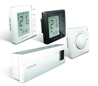 SALUS iT600 система управления отоплением